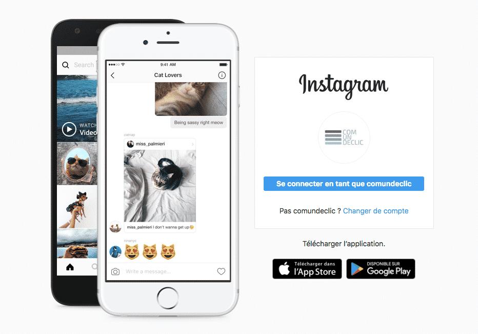 instagram-raison utiliser-business-reseaux sociaux-comundeclic-belgique