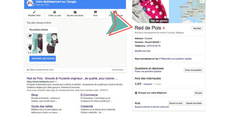 google my business-referencement-comundeclic